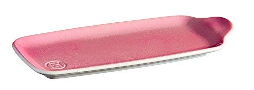 Emile Henry Appetizer Platter, Small, Rose
