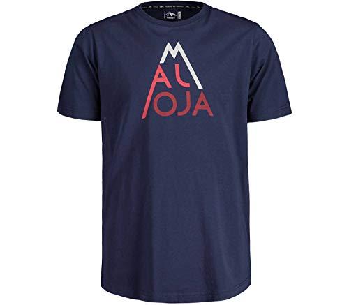 Maloja Herren AlvagniM. T-Shirt, Night Sky