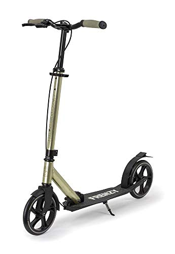 Frenzy Dual Brake Plus Recreational Scooter Tretroller 205 mm Champagner Champagner, Standard