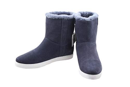 Walkside Damen Stiefel Boots Schuhe Gr. 39 Blau Neu
