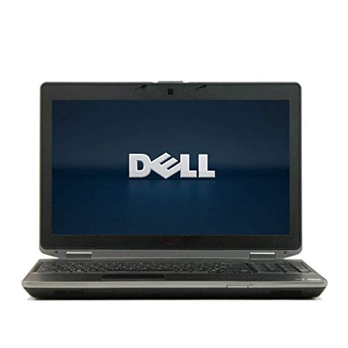 Dell Latitude E6530 15.6in Notebook Intel Core I7-3520M up to 3.6G,DVD,8G RAM,240G SSD,USB 3.0,VGA,HDMI,Win 10 Pro 64 Bit,Multi-Language Support English/Spanish (Renewed)