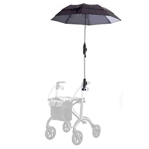 Saljol Regenschirm für Carbon Rollator