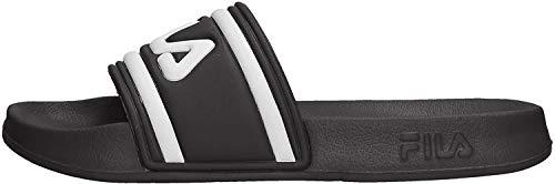 Fila Badelatschen Morro Bay Slipper 1010286 25Y Schwarz Black, Schuhgröße:44
