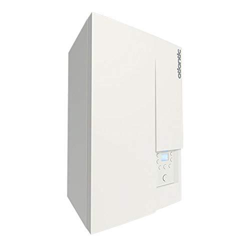 ATLANTIC-Chaudière murale gaz condensation chauffage et ECS Micro-accumulée NAIA Micro 25kW classe...