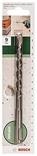 Bosch 2609255516 160mm SDS-Plus Hammer Drill Bit with Diameter 9mm