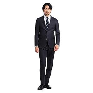 [ タケオキクチ ] スーツセット 【Sサイズ?】ペンシルストライプスーツ 07062001 メンズ チャコールグレー(314) 02(M)
