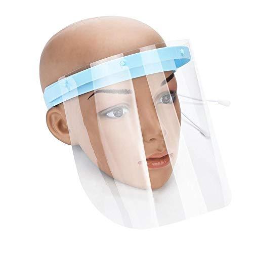Safety – Pantalla Facial