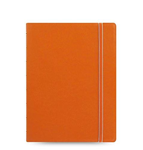 Filofax A5, nachfüllbar, orange