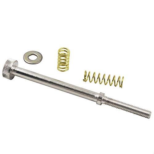 Inactivo Spark Plug Tornillo for H A R L E Y CV Keihin Carburadores estilo de la mariposa de acero inoxidable Reemplaza 27006-88 Carburadores