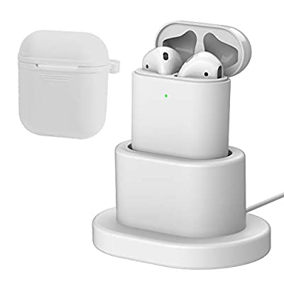 WISHTA Charging Stand Compatible with Apple Air...