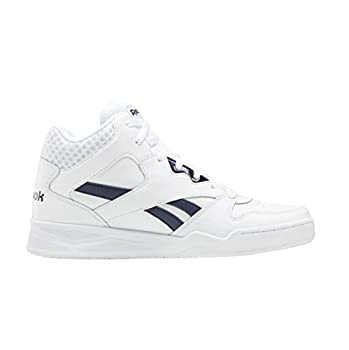Reebok Men s Royal Bb4500 Hi2 Sneaker White/Collegiate Navy 8