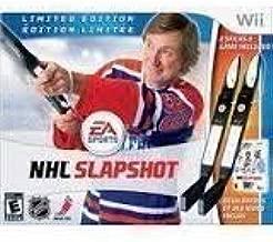 NHL Slapshot Limited Edition 2 Stick Bundle