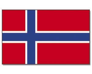 Outdoor norvège münchen drapeau 90 x 150 cm