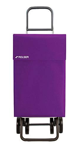 Rolser - Carro Jean ln 2+2 Malva