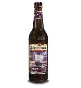 10 Flaschen Störtebeker Stark Bier a 0,5L Brauspezialitäten 7,5% Vol.inc. 0.80€ MEHRWEG Pfand