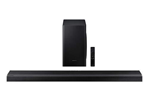 Samsung Soundbar 3.1.2ch with Dolby Atmos / DTS:X 2020 - Black (Renewed)