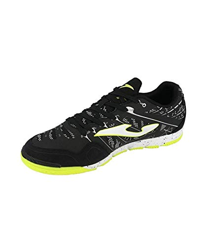 Joma_scarpe Joma Indoor Soccer Shoes Super REGATE SREGW_801 Black