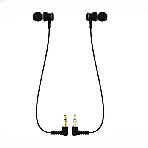 Replacement VR earbuds headset in-Ear Headphones for The Oculus Quest RIFT S