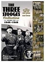 The Three Stooges Collection Vol 1-5