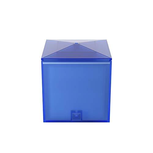 Pranarôm | Diffuseur d'Huile Essentielle Cube Bleu|Diffusion Ultrasonique|Design Tendance