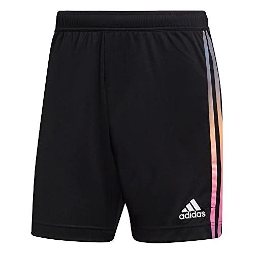 Adidas - Juventus Turin Saison 2021/22, Kurze Hose, Away, Spielausrüstung, Mann