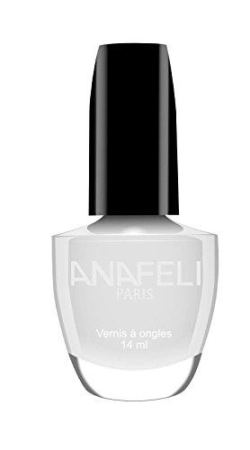 anafeli–Esmalte de uñas No 52–blanco mate