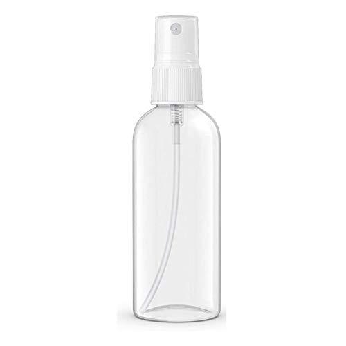 Timetided Aerosol portátil Botellas vacías Champú Perfume de baño Cosméticos de Viaje Aerosol de Prueba de plástico para Mascotas Botellas vacías