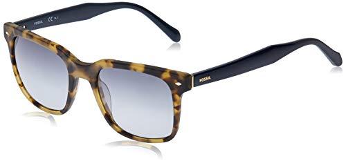 Fossil Sonnenbrille FOS 2056/S Gafas de sol, Multicolor (Mehrfarbig), 53 para Hombre