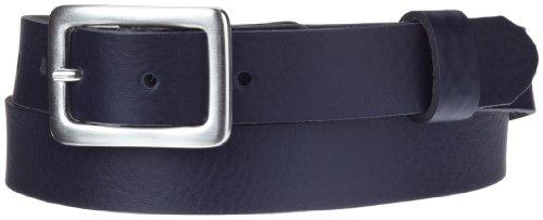 MGM Damen Gürtel 950-11364, Gr. 95, Blau (Dunkelblau)