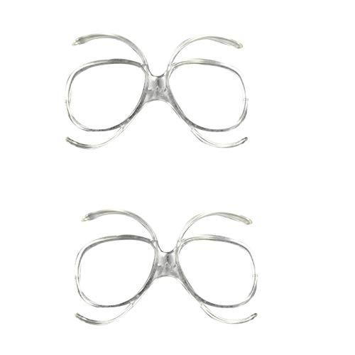 Camisin Ski Goggles Glasses Myopia Frame Skiing Snowboard Goggles Myopia Lens Frame Sunglasses Myopia Inline Frame