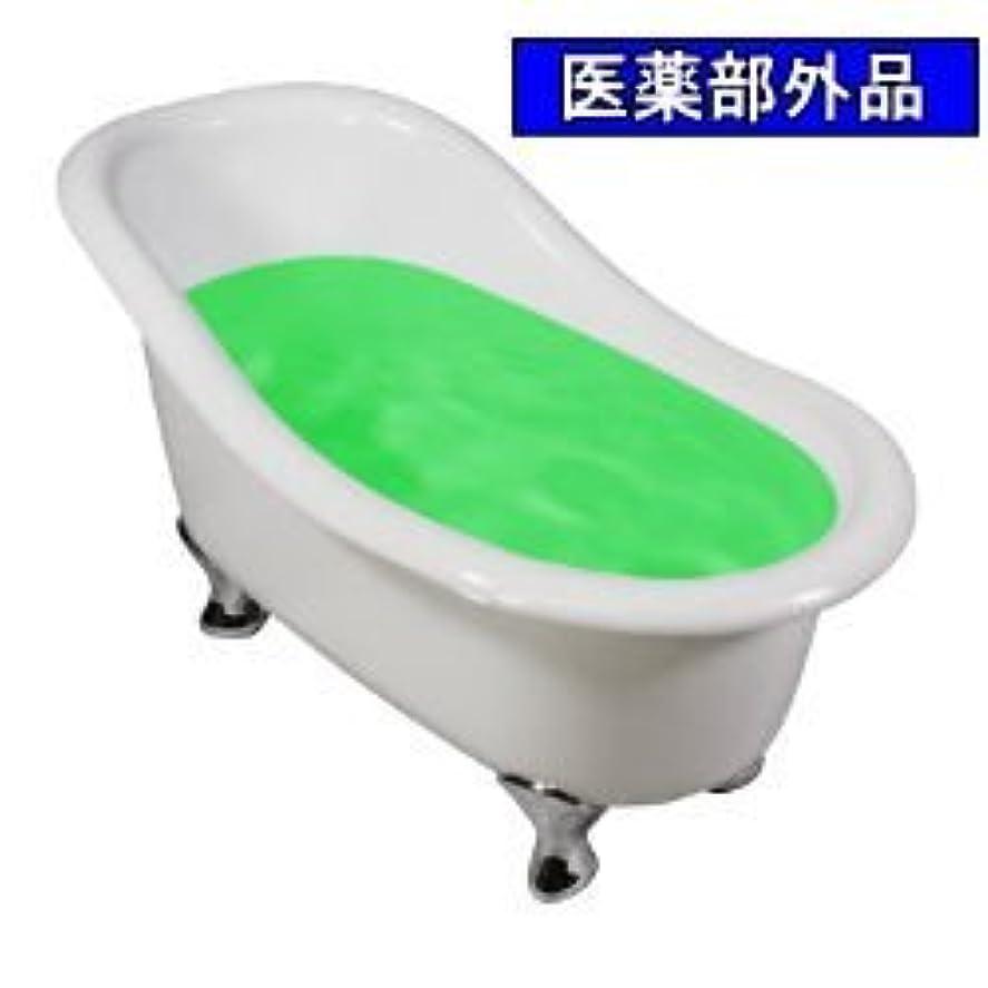 アブストラクト権限を与える仕様業務用薬用入浴剤バスフレンド 青リンゴ 17kg 医薬部外品