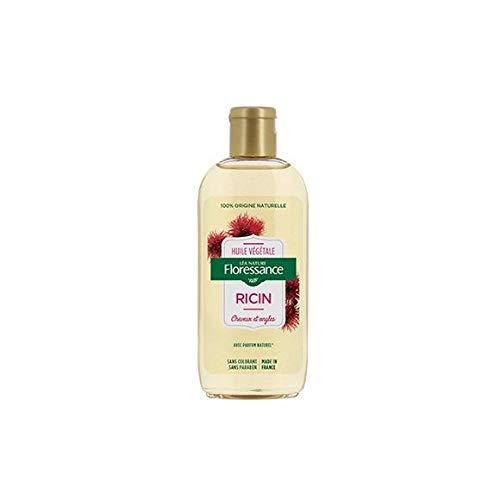 SO'BiO étic Huile de Ricin 100% Naturelle Ongles/Cheveux 160 ml