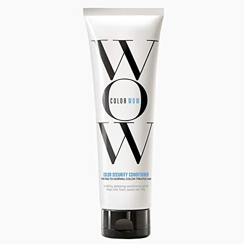 COLOR WOW - Color Security Conditioner F-N 250ml - Spendet Feuchtigkeit für normales bis feines Haar - pflegende Inhaltsstoffe - für kraftvolles und gesundes Haar