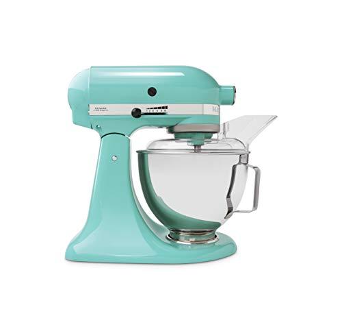 KitchenAid 5KSM45EAQ Küchenmaschine, Aqua Sky