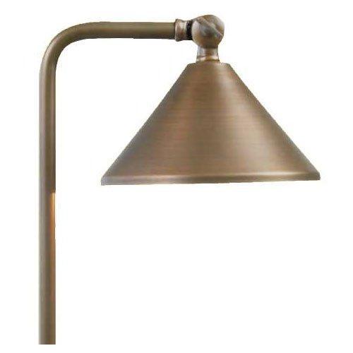 Corona Lighting CL-713B-AB 18W Low Voltage Bell Head Landscape Path Light, Antique Bronze Finish Bell Head Path Light