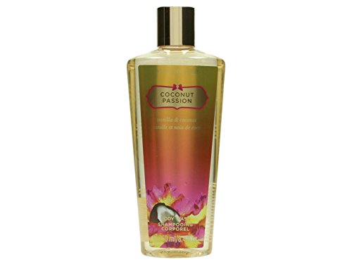 Victoria's Secret VS Fantasies Coconut Passion femme/women, Showergel, 1er Pack (1 x 250 ml)