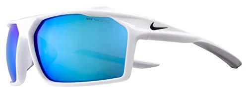 Nike Nike Sun NIKE TRAVERSE M 104 -0 -13 -135 Nike Wrap Sonnenbrille 65, White
