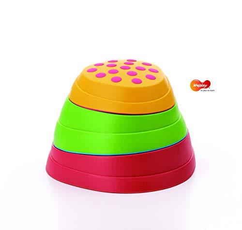 Weplay KT0008 - Regenbogen Flußsteine