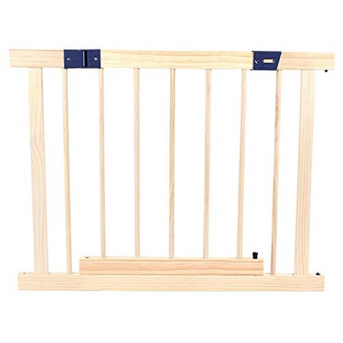 Puerta de Seguridad para bebés,Parque de Juegos Infantil para bebé,Tabique,protección de para Parque Infantil,Puede ser una Valla de Bricolaje (110 * 190 cm)