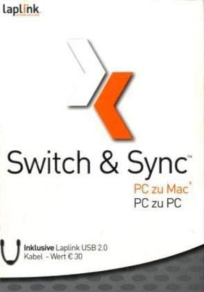 Laplink Switch & Sync/CD-ROM