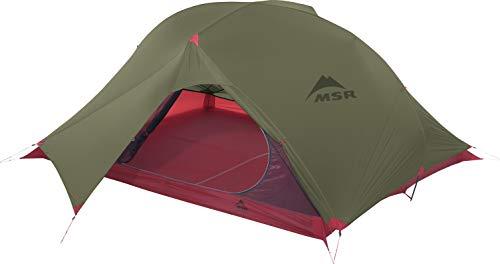 MSR Carbon Reflex 3 V4 Zelt Green 2021 Camping-Zelt