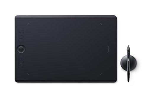 ワコム ペンタブレット ペンタブ Wacom Intuos Pro Lサイズ ペン入力 板タブ Wacom Pro Pen 2 付属 Windows Mac 対応 PTH-860/K0