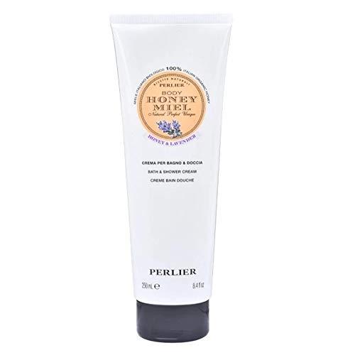 Perlier Honey & Lavender Bath & Shower Cream 8.4 fl oz