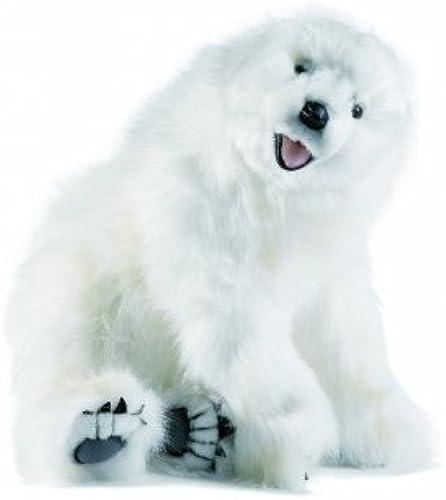 venta caliente en línea Hansa Seated Seated Seated Polar Cub Plush by Hansa  para mayoristas