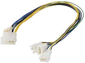 AK-CB002 PWM Splitter Smart Fan Cable Supports 3 PWM Fans From A Single Motherboard Header - Computer Components CPU Cooling Fans - 1 PWM Splitter