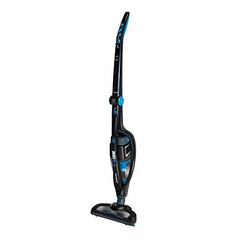 Polti sr18.5Forzaspira escoba eléctrica recargable sin saco color negro/azul