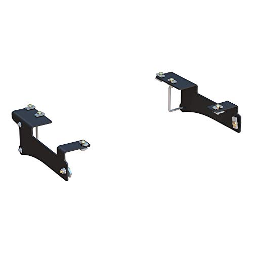 CURT 16429 5th Wheel Installation Brackets, Select Chevrolet Silverado, GMC Sierra 2500, 3500 HD