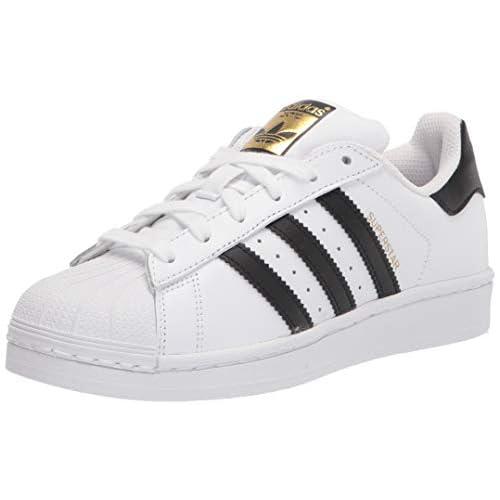adidas Superstar, Scarpe da Ginnastica Unisex Adulto, Bianco (Ftwr White/Core Black/Ftwr White), 39 1/3 EU
