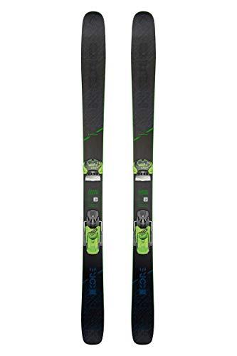 HEAD Unisex Kore 105 Graphene Grey Freeride Skis, Size: 171 All Terrain Cross Country Skis