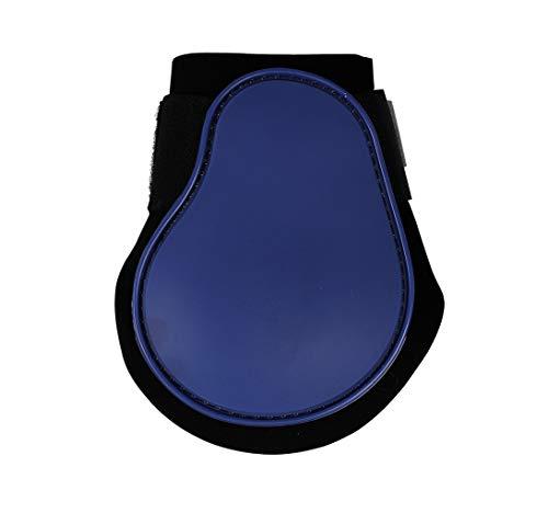 Arbo-Inox Streichkappen Hartschale Neopren Klettverschluss 12 Farben (Full, blau)